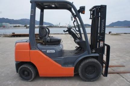 Forklift (2.5t)