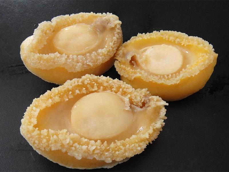 ボイルエゾアワビ(自然無添加)